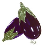 Egg Plants for June Edible Reno-Tahoe